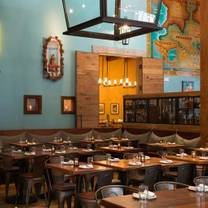 photo of tres - sf restaurant