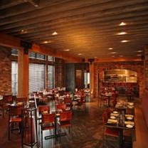 photo of one red door restaurant
