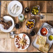 photo of boceto hackney restaurant