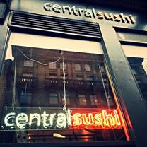 photo of central sushi restaurant