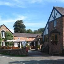 photo of the pheasant inn restaurant