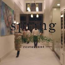 photo of spring - downtown los angeles restaurant