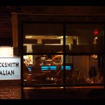 photo of blacksmith italian restaurant