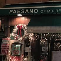 photo of paesano of mulberry street restaurant