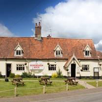 photo of the honingham buck restaurant