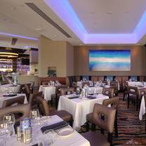 photo of oceanaire seafood room - hackensack restaurant