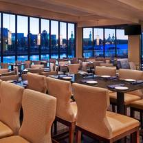 photo of river's edge @ sheraton tampa riverwalk hotel restaurant
