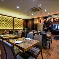 photo of orient london restaurant