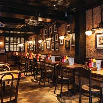 photo of red dog saloon soho restaurant