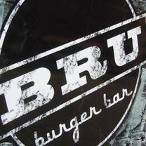 photo of bru burger - cincinnati restaurant
