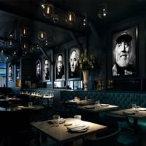 photo of black roe restaurant