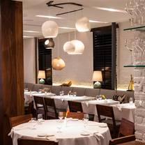 photo of dovetail restaurant