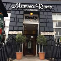 photo of mamma roma ristorante restaurant