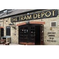 photo of the tram depot restaurant
