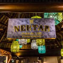 foto de restaurante nektar at vidanta riviera maya