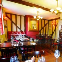 photo of cafe rouge cambridge restaurant