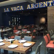 foto van vaca argentina - monterrey restaurant