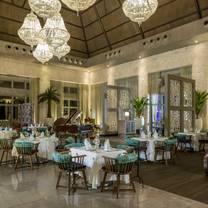 foto de restaurante french restaurant at vidanta riviera maya