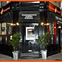 photo of bombay flame restaurant