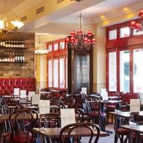 photo of cafe rouge birmingham mailbox restaurant