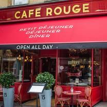 photo of cafe rouge bath restaurant