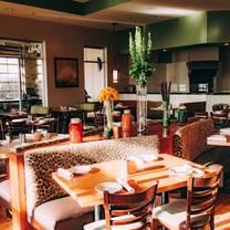 photo of pinstripes - edina restaurant