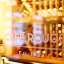 photo of cafe rouge newcastle restaurant