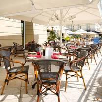 photo of garden view at hotel de france restaurant