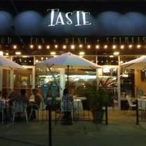 photo of taste restaurant
