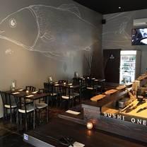 photo of sushi one restaurant