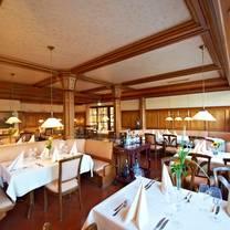 foto van hirsch hotel restaurant restaurant