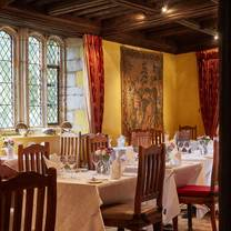 photo of bailiffscourt hotel & spa - the restaurant restaurant