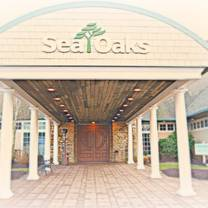 photo of sea oaks country club restaurant