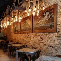 photo of the dumbwaiter restaurant restaurant