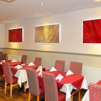 photo of maharaja stirling restaurant