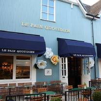 photo of le pain quotidien - bicester restaurant