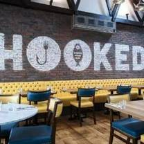photo of hooked restaurant & bar restaurant