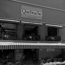 foto de restaurante quebracho hamburgo