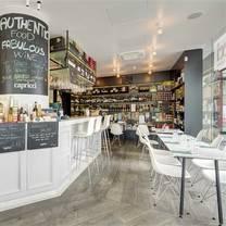 photo of capricci restaurant