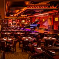 photo of feinstein's/54 below restaurant