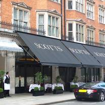 photo of scott's bar counter restaurant