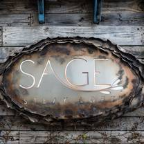 photo of sage steak loft restaurant