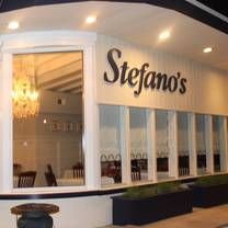 photo of stefano's restaurant restaurant