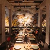foto von long chim perth restaurant