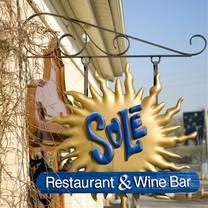 foto von sole restaurant restaurant