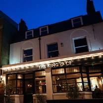 photo of the king and co restaurant