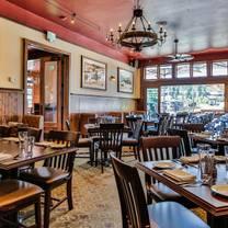 photo of bar of america restaurant