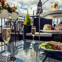 photo of windows restaurant @ the carlton george hotel restaurant