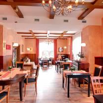 foto von zum fabelhaften hirschen restaurant