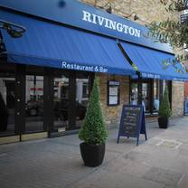 photo of rivington greenwich restaurant